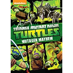 Teenage Mutant Ninja Turtles: Mutagen Mayhem