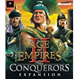Age Of Empires 2 Official Expansion: The Conquerors (PC)