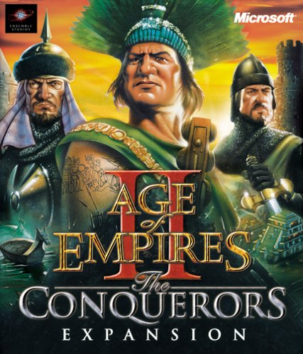 Age of Empires 2 Official Expansion: The Conquerors