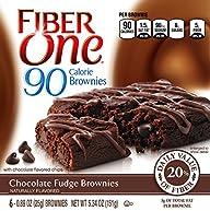 Fiber One Snacks Fiber One 90 Calorie…
