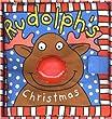 Cloth Book: Rudolph's Christmas