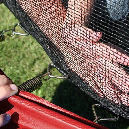 Skywalker Trampolines 10 Round And Enclosure Trampoline