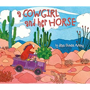 Download A Cowgirl and Her Horse