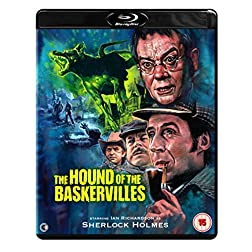 Hound of the Baskervilles [Blu-ray]
