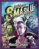 Pegasus Spiele 17264G - Kartenspiele, Smash Up, Monster