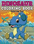 Dinosaur Coloring Book: Coloring Fun
