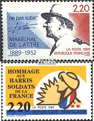 Frankreich 2749,2750 (kompl.Ausg.) postfrisch 1989 Sondermarken (Briefmarken für Sammler)