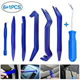 ARISD Auto Trim Removal Tool Kit - 7pcs Car Pry Tool Kit, Trim Removal Tool for Car Door Clip Panel & Audio Dashboard Dismantle
