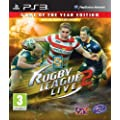 Rugby League Live 2 - Game Of The Year Edition (PS3)