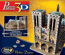 Puzz 3D - Notre Dame