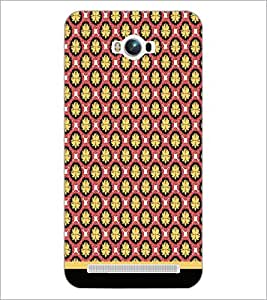 PrintDhaba Pattern D-1659 Back Case Cover for ASUS ZENFONE MAX ZC550KL (Multi-Coloured)