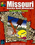 img - for Missouri Rocks and Minerals: Fun Facts & Games book / textbook / text book