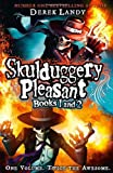 Derek Landy Skulduggery Pleasant 1 & 2: two books in one
