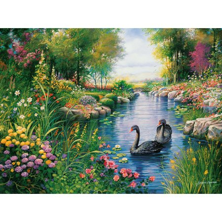 Tranquillity Jigsaw Puzzle 500pc