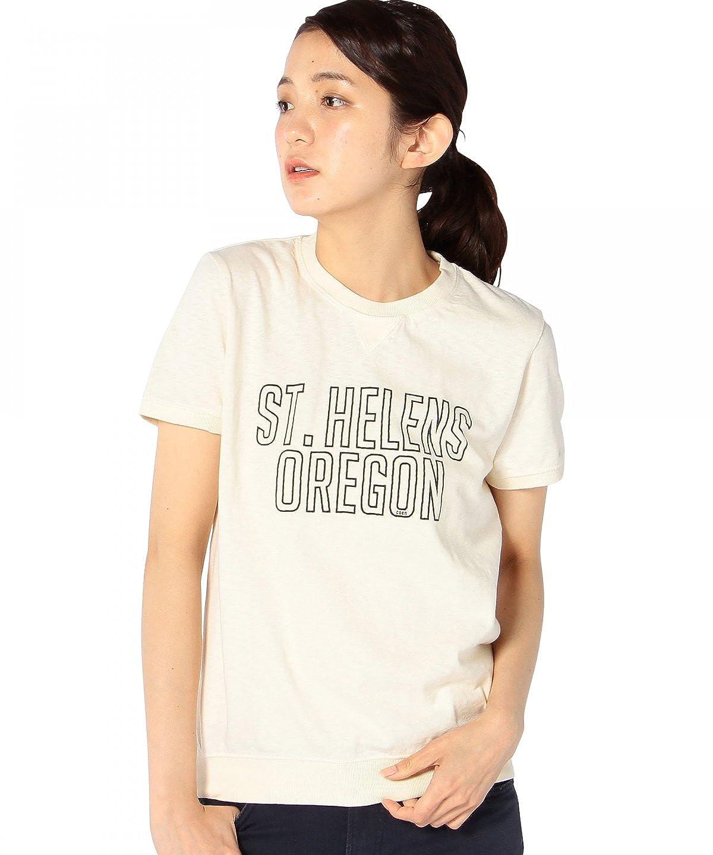 Amazon.co.jp: (コーエン) COEN 起毛スラブ天竺ロゴプリントプルオーバー: 服&ファッション小物