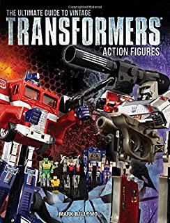 Book Cover: The Ultimate Guide to Vintage Transformers Action Figures