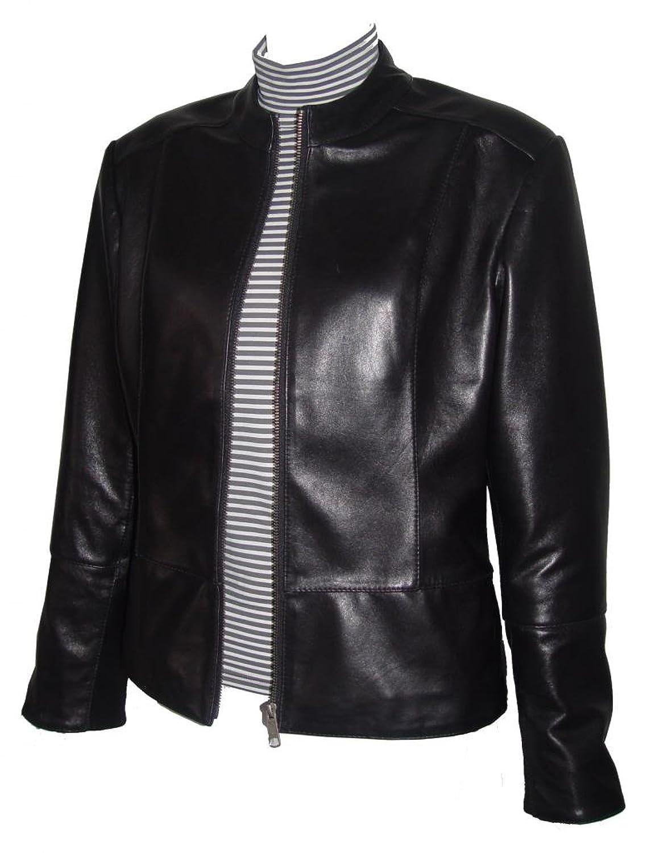 Paccilo GRATIS SchneidereiWoHerren 4038 Lammskin Leder Scuba Jacke günstig online kaufen
