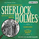 Silberstern / Das gelbe Gesicht (Die Memoiren des Sherlock Holmes) Hörbuch von Arthur Conan Doyle Gesprochen von: Oliver Kalkofe