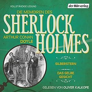 Silberstern / Das gelbe Gesicht (Die Memoiren des Sherlock Holmes) Hörbuch