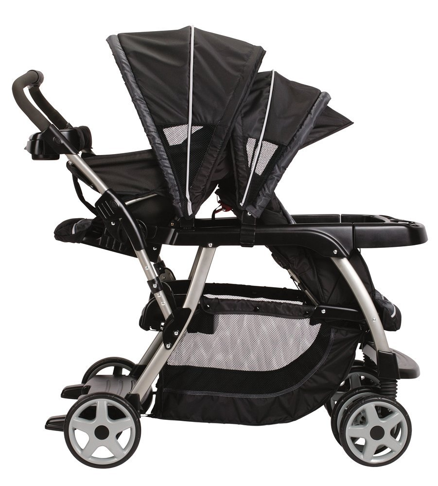 Graco Ready2Grow Classic Connect LX Stroller- black metropolis at Sears.com