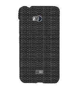 EPICCASE blind spots Mobile Back Case Cover For Micromax Q336 (Designer Case)