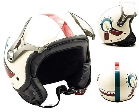 SOXON SP-325 Winner casque JET moto Urban Cruiser Pilot helmet - XS S M L XL