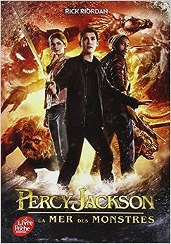 Percy Jackson - tome 2 - la mer des monstres: 9782013971041: Amazon