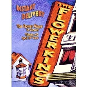 The Flower Kings: Instant Delivery [DVD + CD]