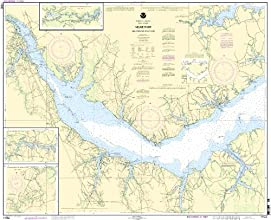 11552-Neuse River and Upper Part of Bay River
