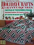 img - for Woman's Day Super Special Holiday Crafts & Granny Squares September 1991 (Portfolio of Prize Winning Afghans) book / textbook / text book