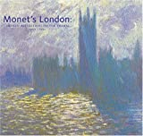img - for Monet's London book / textbook / text book