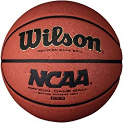 Wilson Sports NBA Official Solution Game Ball 28.5 Basketball by Wilson