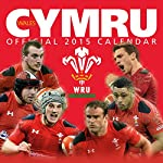 Official Welsh Rugby Union 2015 Square Calendar