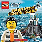 Escape from Prison Island (Lego City: 8x8) (Scholastic Readers: Lego)