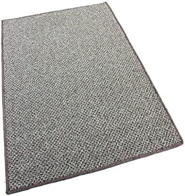 2.5'x13' RUNNER - Taupestone - Indoor/Outdoor Area Rug Carpet, Runners & Stair Treads with a Premium Nylon Fabric FINISHED EDGES .