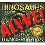 Dinosaurs Alive! (Augmented Reality Book)by Robert Mash