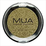 MUA Professional Make Up Range-Pigmented Pearl Eyeshadow-Shade 29 Light Gold