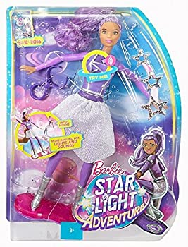 Barbie Star Light Adventure Lights & Sounds Hoverboarder