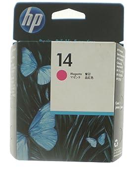 GENUINE HP 14 INK PN#C4922A MAGENTA - NEW