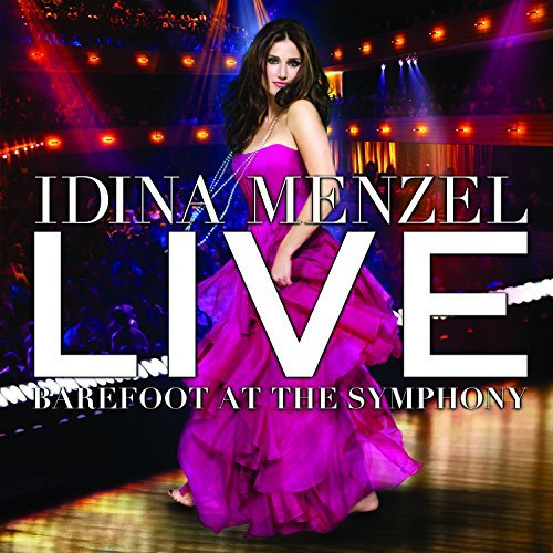 Live: Barefoot At The Symphony [CD/DVD Combo] by Idina Menzel (2014-08-03) (Barefoot At The Symphony compare prices)