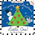 Merry Christmas, Little One! (Padded Cloth Covers with Lift-the-Flaps)