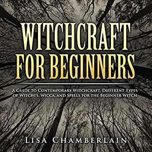 Witchcraft for Beginners Audiobook