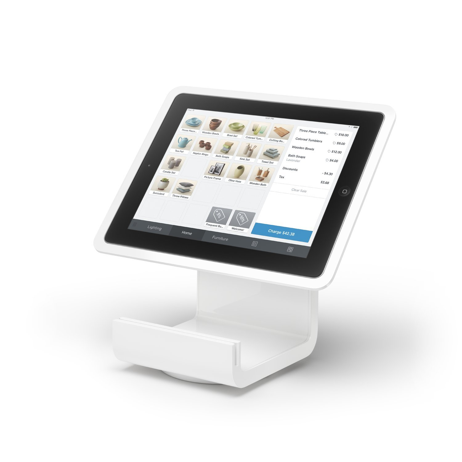 Square Stand Point of Sale for iPad