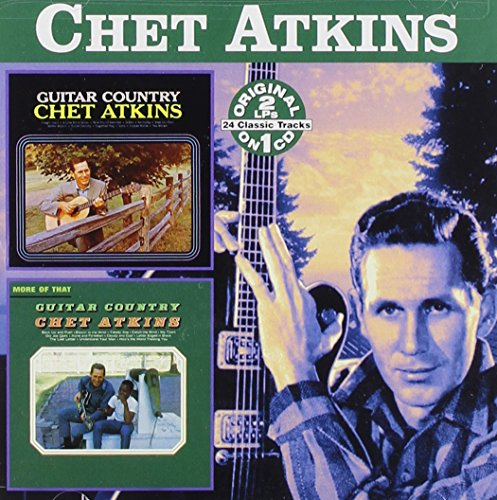 Chet Atkins - Guitar Country / More Of That Guitar Country - Zortam Music