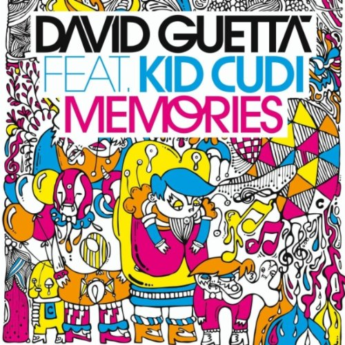 David Guetta Memories (ft. Kid Cudi)