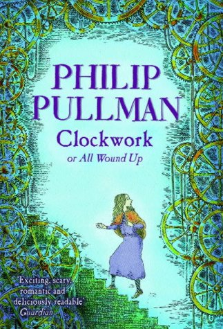 clockwork by philip pullman book review