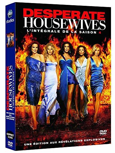 Desperate Housewives, Saison 4 - Coffret 5 DVD