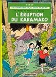 Jo Zette et Jocko, tome 4 : L'Eruptio...