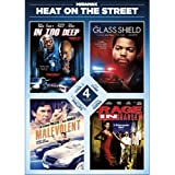 Heat on the Street: A Rage in Harlem / Malevolent / The Glass Shield / In Too Deep
