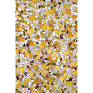 #!Cheap First Stained Glass Window Film 24-by-36-Inches